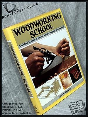 Woodworking School: Peter Collenette