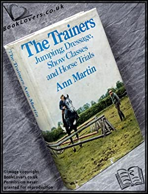 The Trainers: Ann Martin