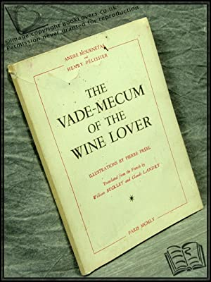 The Vade-Mecum of the Wine Lover