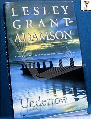 Undertow: Lesley Grant-Adamson