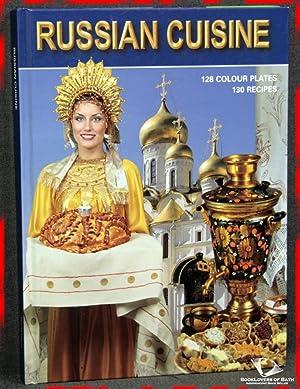 Russian Cuisine: Lydia Liakhovskaya
