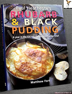 Paul Heathcote's Rhubarb and Black Pudding