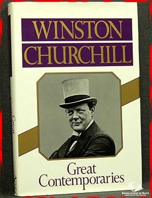 Great Contemporaries: Winston S. Churchill