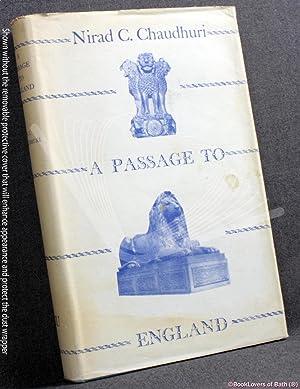 A Passage To England Nirad C Chandra