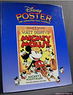 The Disney Poster: The Animated Film Classics: Jim Fanning