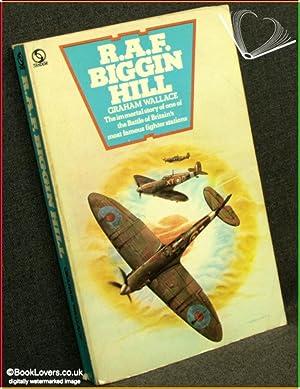 R.A.F. Biggin Hill: Graham Wallace