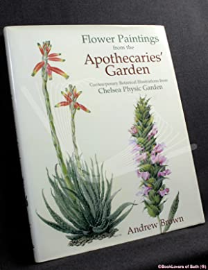 Flower Paintings from the Apothecaries' Garden: Contemporary: Andrew Brown