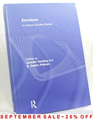 Emotions: A Cultural Studies Reader: Edited by Jennifer