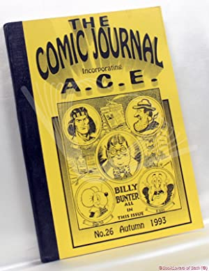The Comic Journal Incorporating A.C.E. No. 26 Autumn 1993