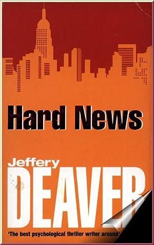 Hard News: Jeffery Deaver