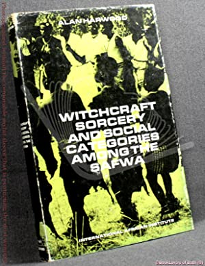 Witchcraft, Sorcery and Social Categories Among the Safwa