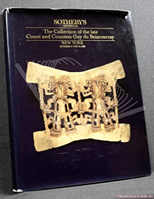 The Collection of the Late Count and Countess Guy Du Boisrouvray: Highly Important Pre-Columbian ...
