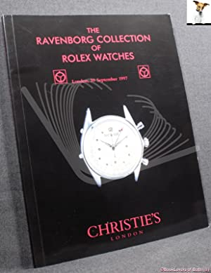 The Ravenborg Collection of Rolex Watches