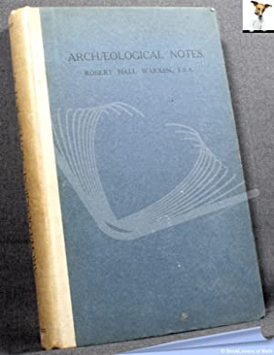 Archaeological Notes