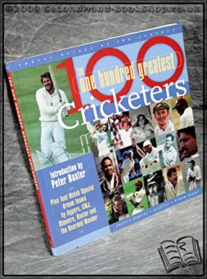 The One Hundred Greatest Cricketers: Nick Brownlee