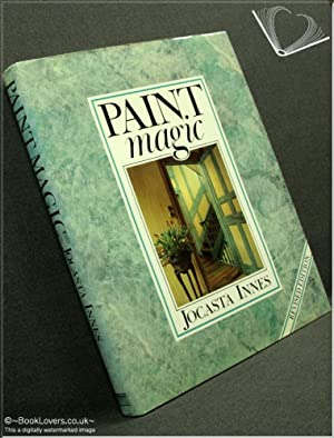 Paint Magic (Revised Edition): Jocasta Innes