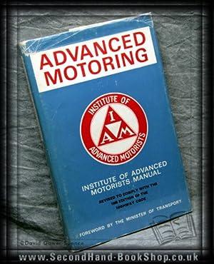 Advanced Motoring: ANON