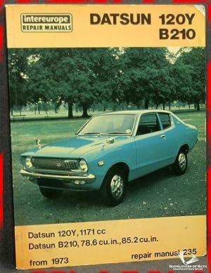 Datsun 120Y B210: Peter Taylor-Cameron