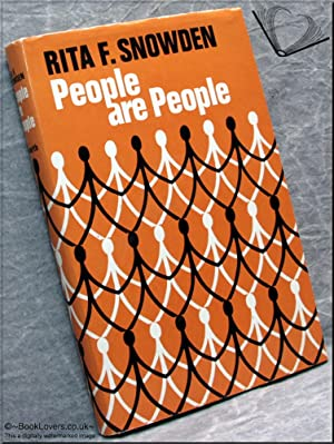 People Are People: Rita F. Snowden