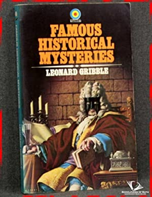 Famous Historical Mysteries: Leonard Gribble