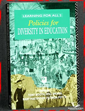 Policies for Diversity in Education: Tony Booth, Will Swann, Mary Masterton & Patricia Potts
