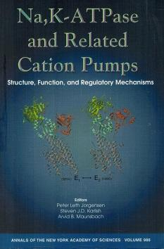 Na,K-Atpase and Related Cation Pumps Structure, Function,: Jorgensen, Peter Leth