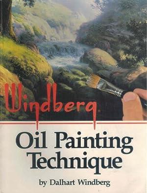 Windberg Oil Painting Technique: Windberg, Dalhart