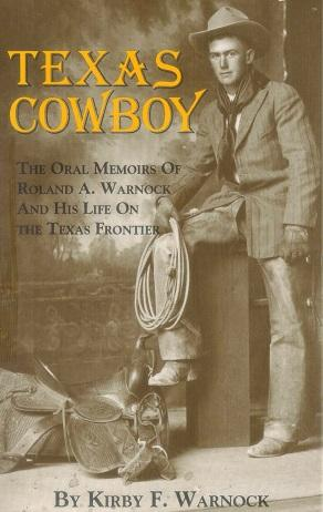 Texas cowboy: Warnock, Kirby, F.