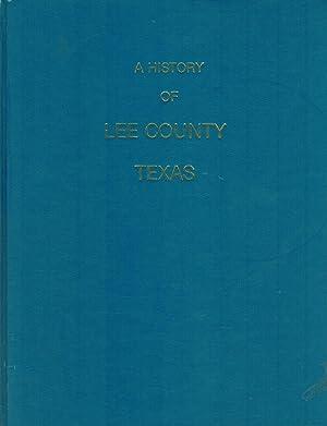 History of Lee County, Texas: Killen, Mrs James