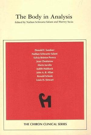 The Body in Analysis: Schwartz-Salant, Nathan &