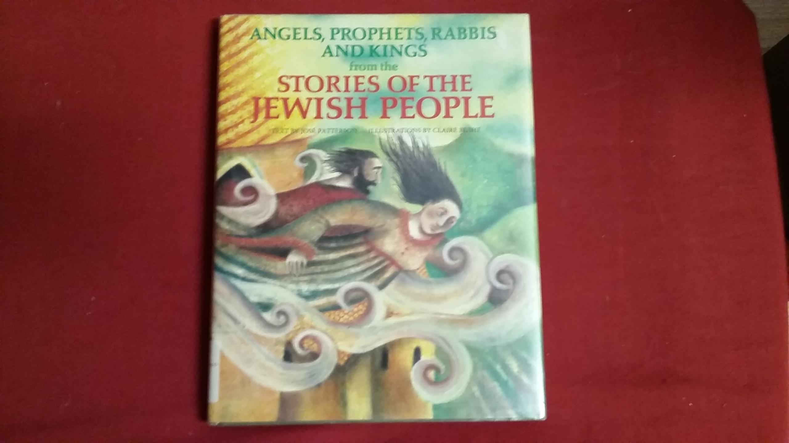 Angels, Prophets, Rabbis & Kings from the