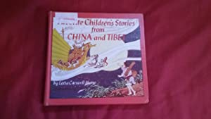 FAVORITE CHILDREN'S STORIES FROM CHINA AND TIBET: Hume, Lotta Carswell