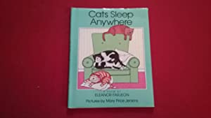 CATS SLEEP ANYWHERE: Farjeon Eleanor a