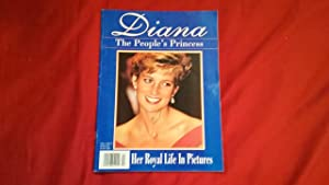 DIANA THE PEOPLE'S PRINCESS VOL. 1 NO. 2 HER ROYAL LIFE IN PICTURES: Fanzine International Inc...