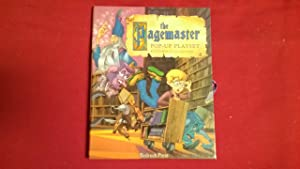 THE PAGEMASTER POP-UP PLAYSET