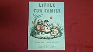 LITTLE FUR FAMILY: Brown, Margaret Wise,