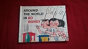 AROUND THE WORLD IN 80 DISHES: Van Der Linde,