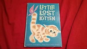 LITTLE LOST KITTEN: Lovett, Lois