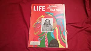 LIFE MAGAZINE DECEMBER 1 1967 THE RETURN: Time Inc.