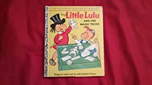 MARGE'S LITTLE LULU AND HER MAGIC TRICKS: Marge