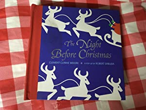 The Night Before Christmas Pop-up (Classic Collectible Pop-Up)