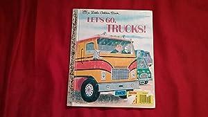 Let's Go Trucks!: Harrison, David L.