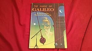 THE QUEST OF GALILEO: Lauber, Patricia