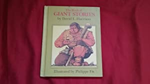 The Book of Giant Stories: Harrison, David L.