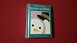 Winter in White: A Mini Pop-up Treat (Classic Collectible Pop-Up)