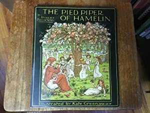 THE PIED PIPER OF HAMELIN: Browning, Robert, Illustrated