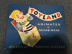 TOYLAND AN ANIMATED BOOK