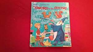 WALT DISNEY'S: THE SWORD IN THE STONE: Francis, Dee, Illustrated by Peter Alvarado and Al ...
