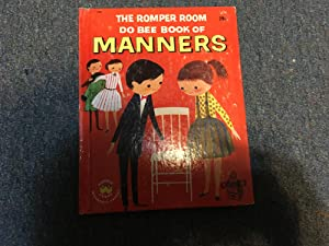 THE ROMPER ROOM DO BEE BOOK OF: Claster, Nancy