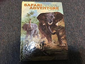Safari Adventure: An Exciting Trip to See the Wild Animals of Africa (A Troll Pop-Up Book)
